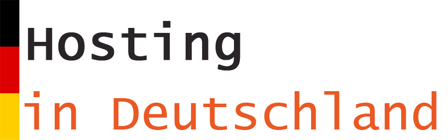 Webhosting in Deutschland
